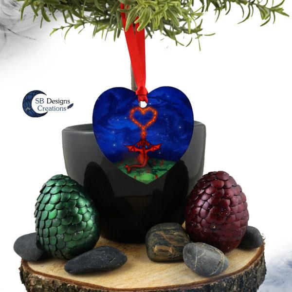 Ornament-Draak-Hart-Alluminium-HomeDecor-SBDesignsCreations-2
