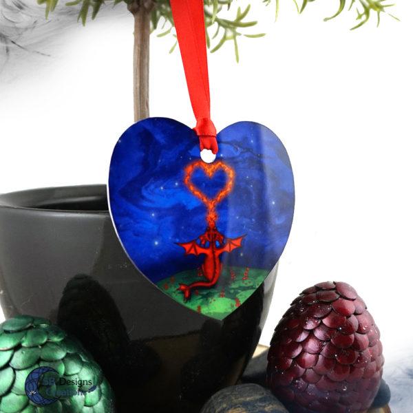 Ornament-Draak-Hart-Alluminium-HomeDecor-SBDesignsCreations-3