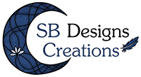 SB Designs Creations | Products created with magick logo