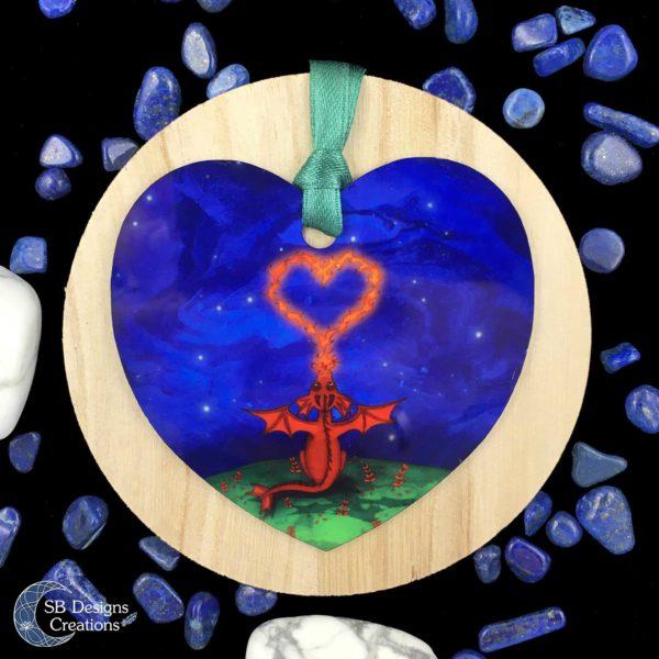 Valentijn-Draakje-Ornament-Liefde-Hartje-Vuur-SBDesignsCreations