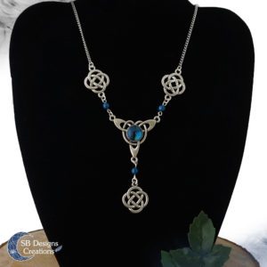 Celtic-Power-Keltische-Ketting-Blauwe-Fantasy-Ketting-Elf-Ketting-SBDesignsCreations-1