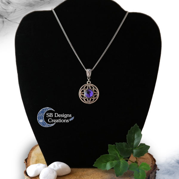 Balance-Celtic-Necklace-SB Designs Creations-4