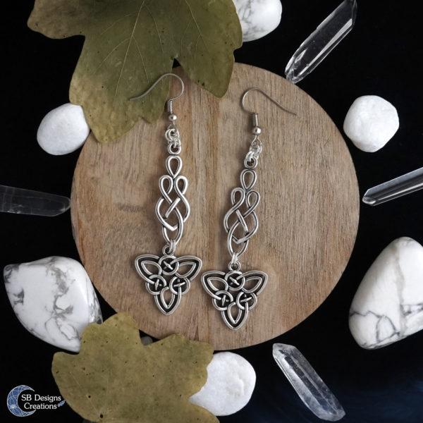 Celtic-Earrings-Alea-Fantasy-Jewelry-SBDesignsCreations-1