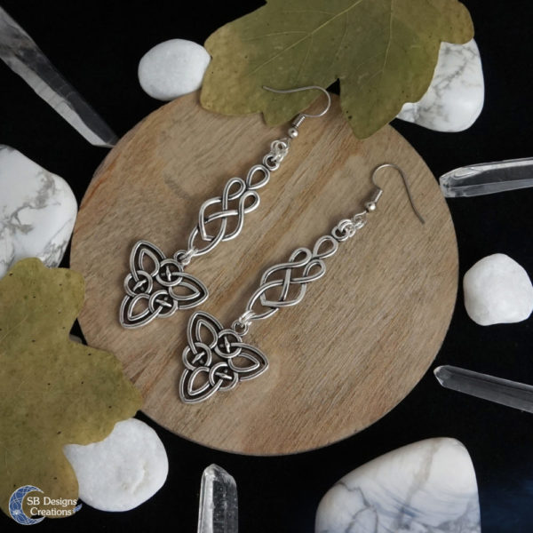 Celtic-Earrings-Alea-Fantasy-Jewelry-SBDesignsCreations-2