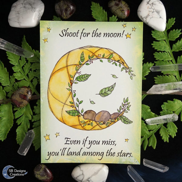 Shoot-For-the-Moon-Quote-Card-SBDesignsCreations-1