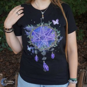 Fairy-Magick-Witch-Shirt-Witchy-Clothes-SB Designs Creations-5