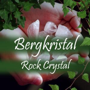 Bergkristal/ Rock crystal