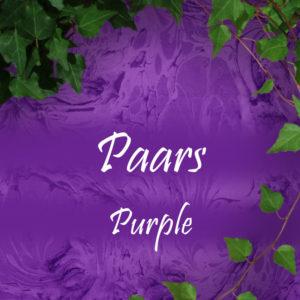 Paars/ Purple