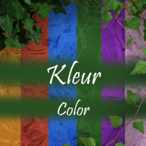 Kleur/ Color