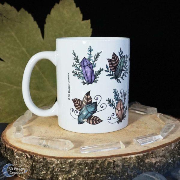 Crystal-Mug-Edelstenen-Mok-Floral-SBDesignsCreations-3