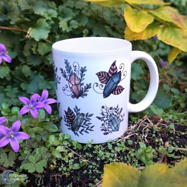 Crystal-Mug-Edelstenen-Mok-Floral-SBDesignsCreations-4