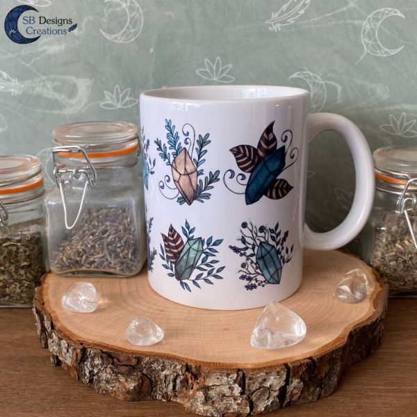 Heksen Thee Witcht Tea Cup Mug SB Designs Creations