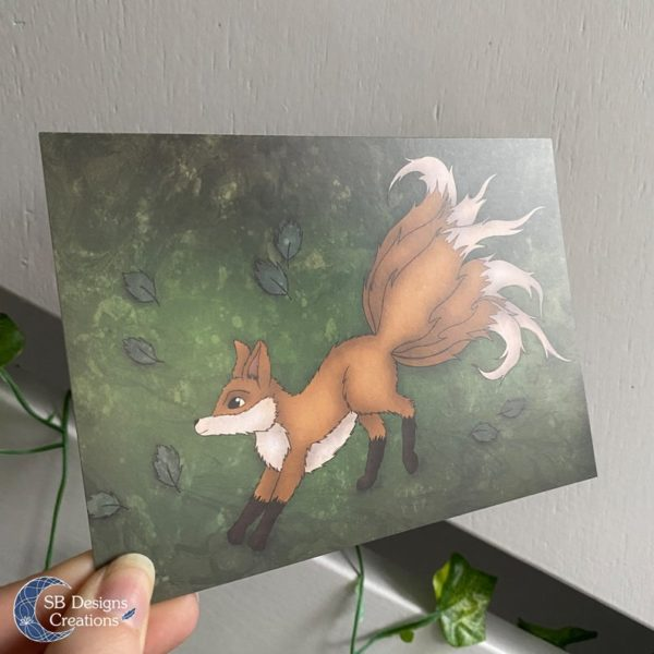 Kitsune-Magische-Wezens-Vos-Japanse-Mythologie-2