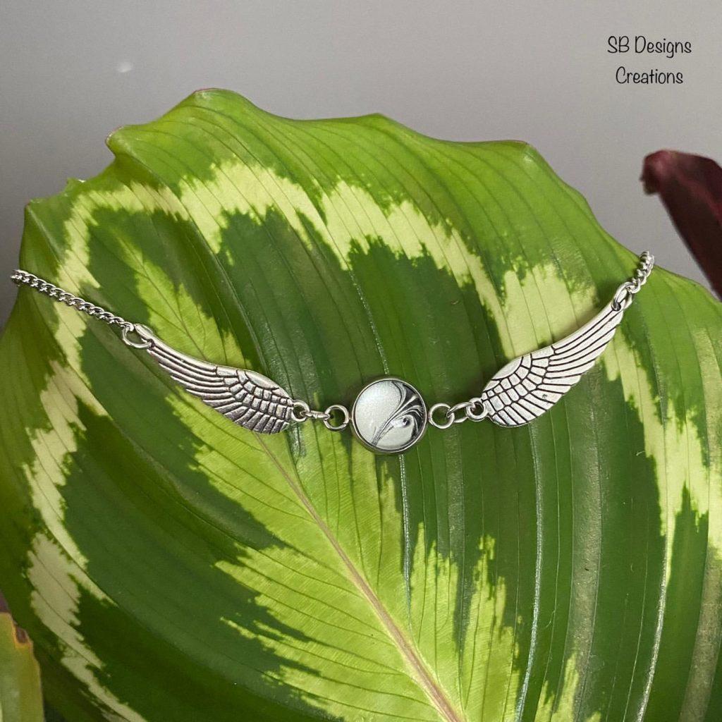 Van welke materialen zijn de sieraden gemaakt - fantasy Witchy Sieraden-3