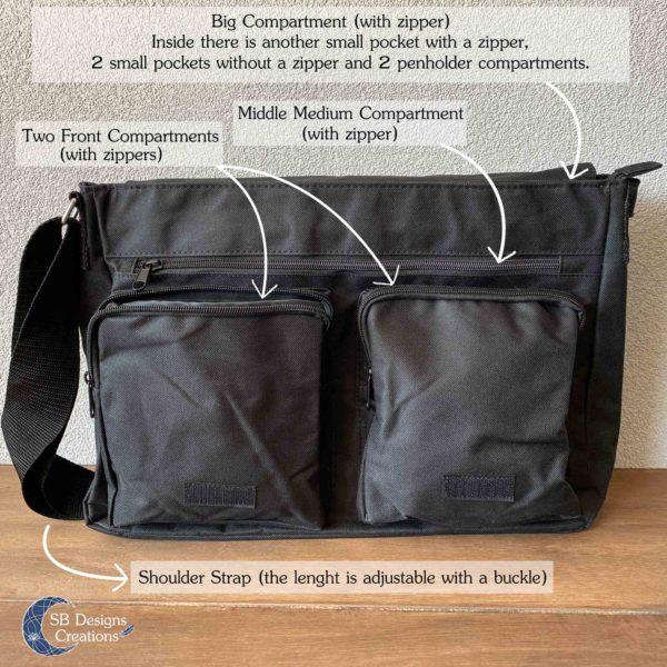 Grote-Schoudertas-Messenger-Bag-Maten