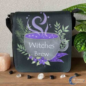 Witches Brew Heksentas Witch Art Schoudertas-1