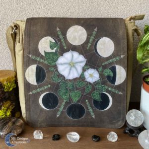 Maanbloemen-Moonchild-Tas