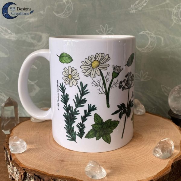 Plant and Herb Witch tea Magick-3