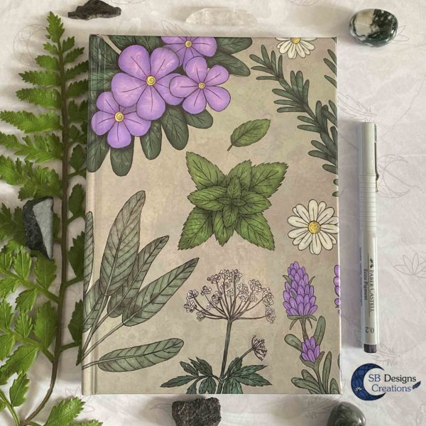 Groene-Heks-Green-Witch-Notitieboek-Journal-A5