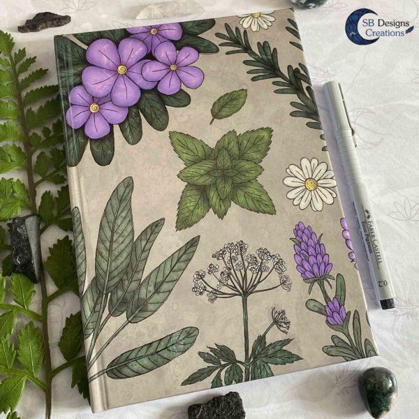 Lavendel-Zevenblad-Munt-Basilicum-Salie-Rozemarijn-Kamille-Planten-Art