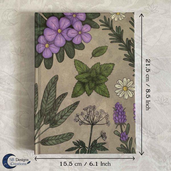 Plan Magick Notebook Plantenmagie Boekje