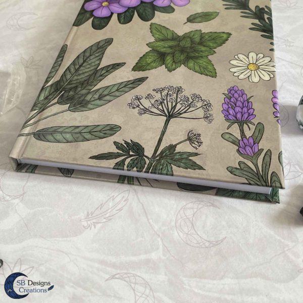 Planten-Notitieboekje-uniek-Heksenspulletjes-Plant-Lady