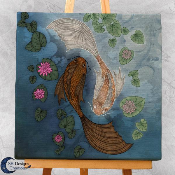 Yin-Yang-Koi-Carps-Japan-Oriental-Art-Spiritual-3