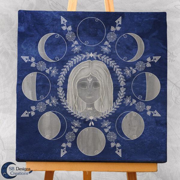 Maangodin-Art-Huisdeco-Pagan Art-2