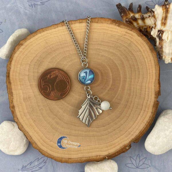 aquamarijn ketting sieraden spirituele ketting-3