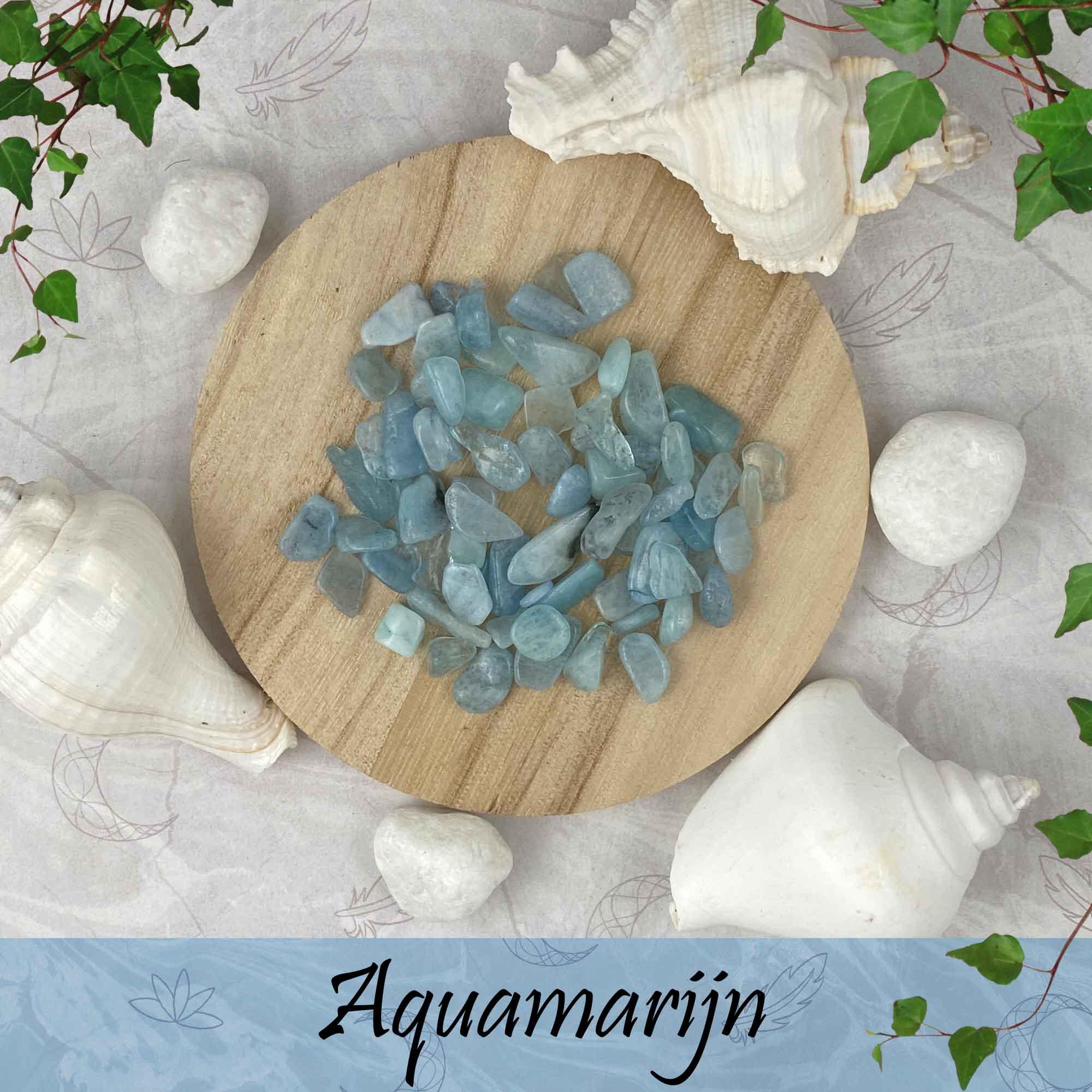 Aquamarijn-Edelsteen-Producten-SB Designs Creations