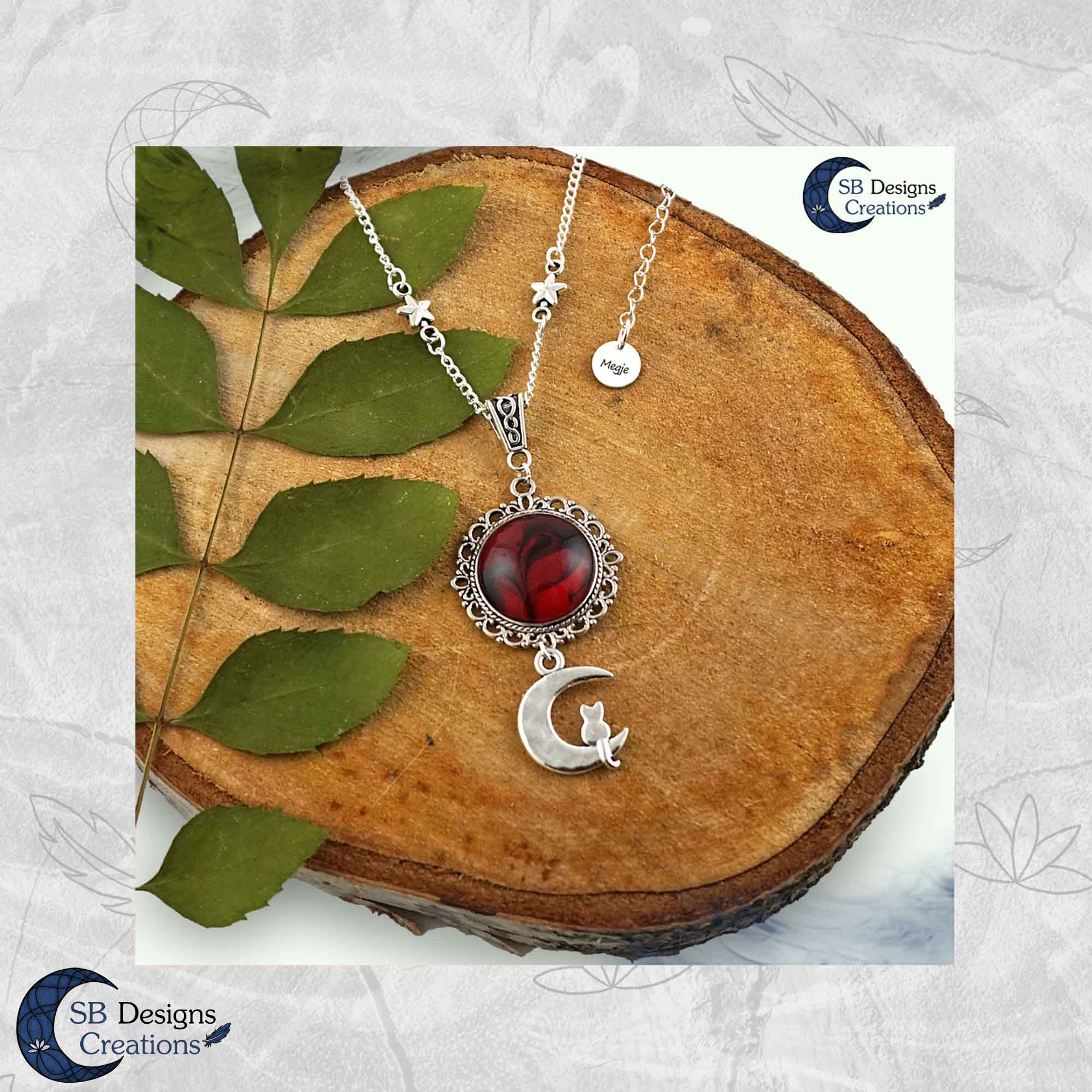 Vriendschapsketting-commissie-Friendship-is-Forever-Necklace-CatontheMoon-commission