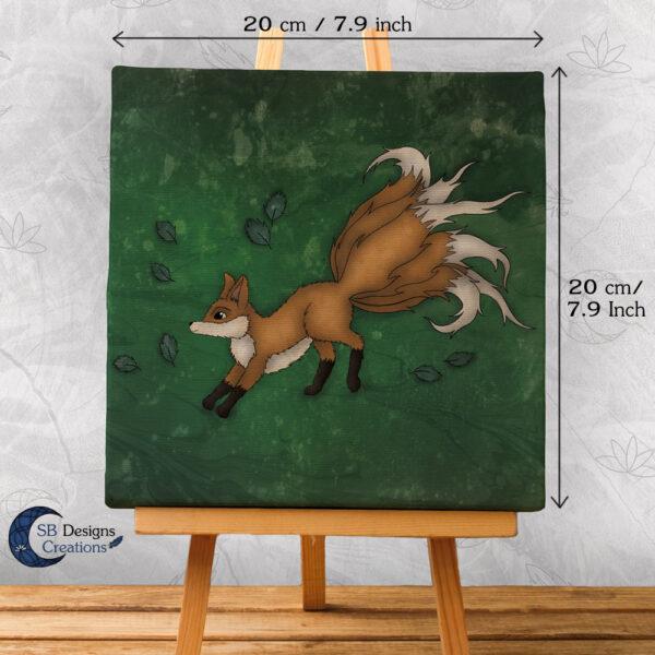 Aziatische mythologische wezens - Kitsune