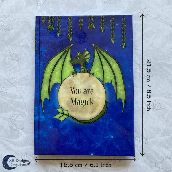 Dragon Journal Full Moon