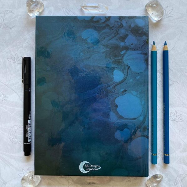 Dream Journal Hardcover A5