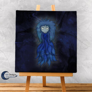 Follow the Wisp Canvas Art Magische Wezens Folktale-1