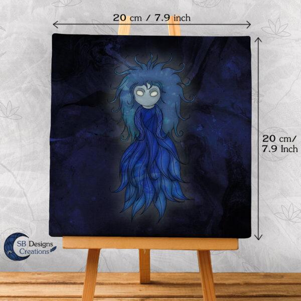Follow the Wisp Canvas Art Magische Wezens Folktale-2