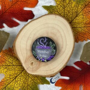 Heksenbrouwsel Button Pin