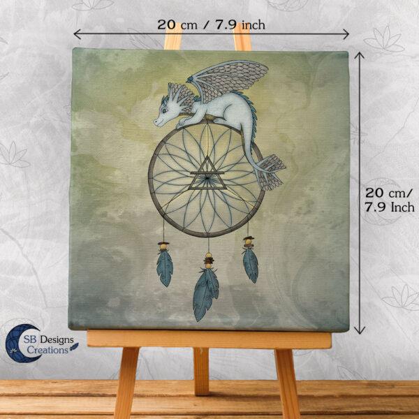Lucht draak Air Dragon Art Fantasy Creatures-2