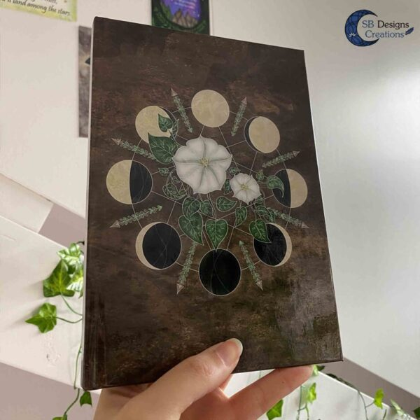 Lunar Maanboekje notitieboekje Heksendingen