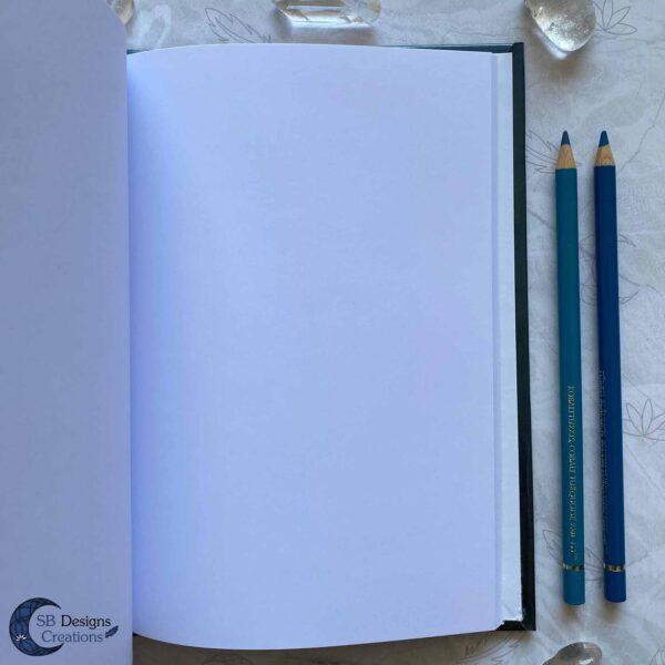 Notebook Blanco Lijstjes journal A5 SB Designs Creations