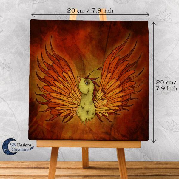 Phoenix Art Fantasy Home