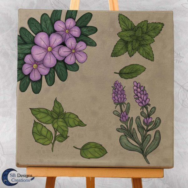 Thee-Kruiden-Art-Jasmijn-Lavendel-Basilicum-Munt-3