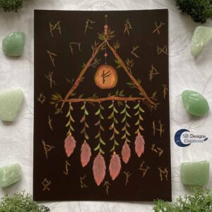 Rune Magick Dream Catcher Runes Witches