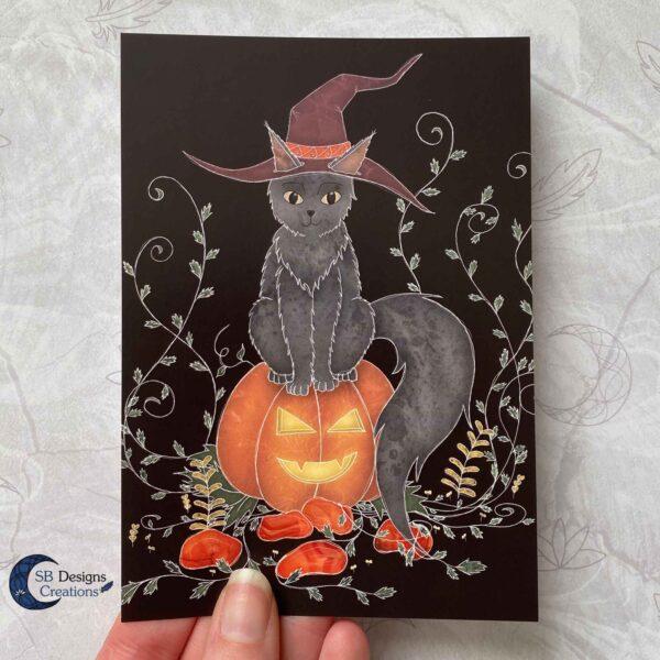 Witchy Vibes Heksenhuis Samhain Altaar Wicca Hekserij Magie
