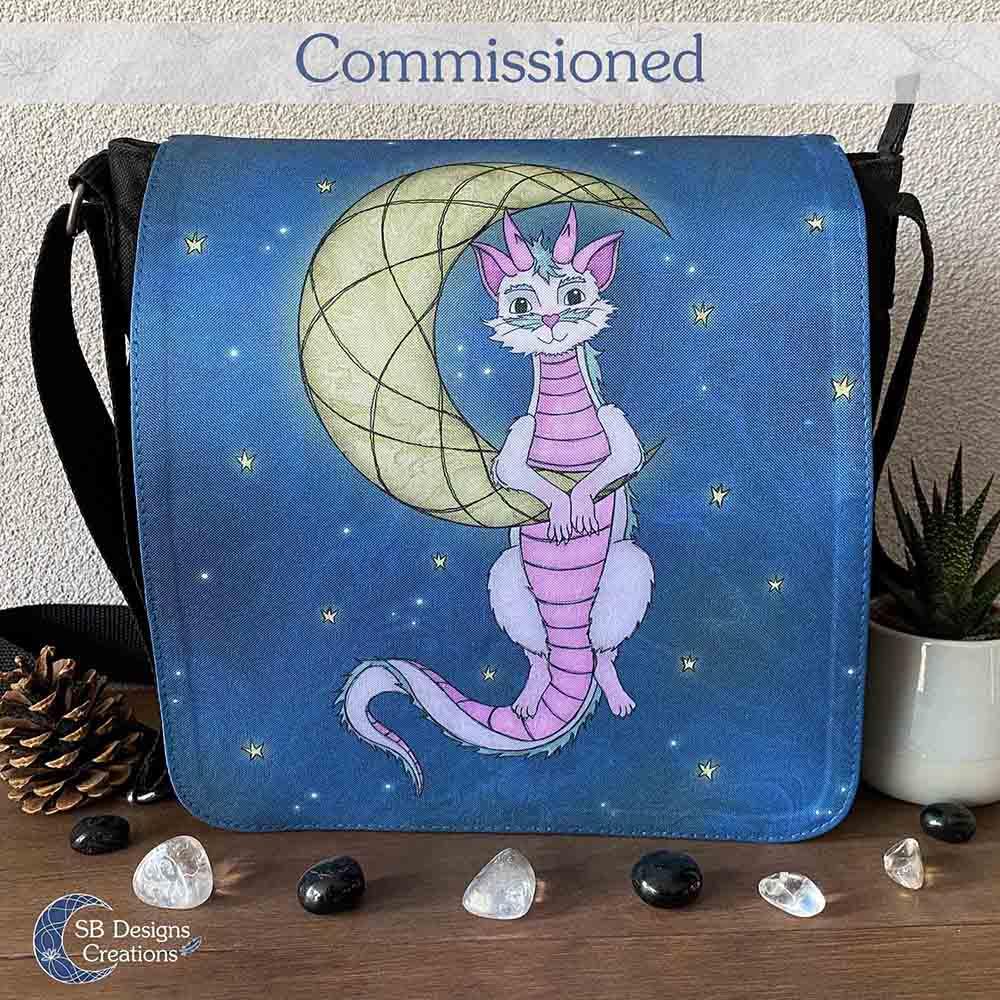 illustratie voor persoonlijk product - Custom Illustration - Fantasy art Witchy art in opdracht