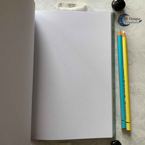 Notebook A5 Hardcover