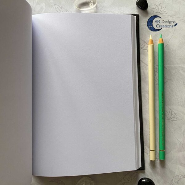 Notebook Hardcover A5 Blanco