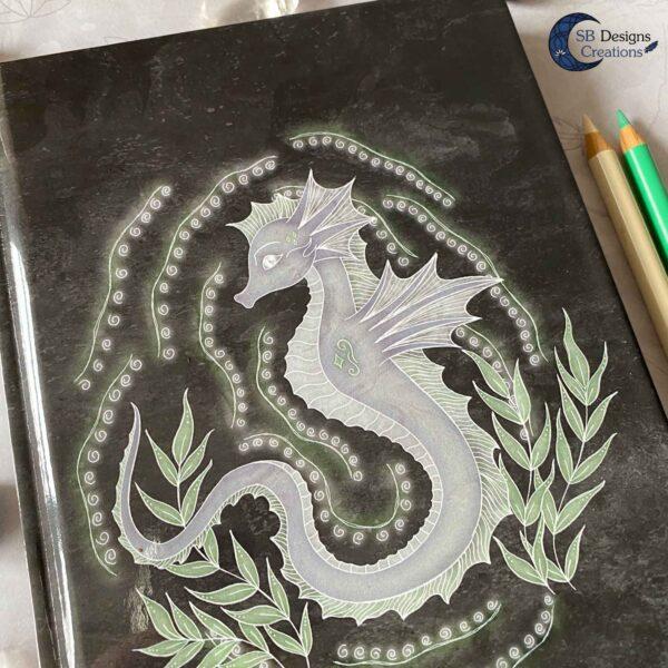SB Creations Seahorse Spirit Animal