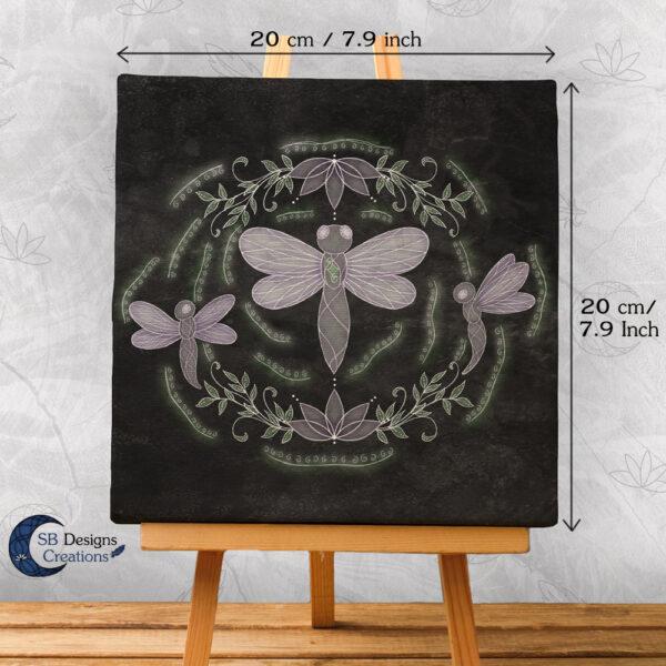 Spirituele Betekenis Libelle - Dragonfly