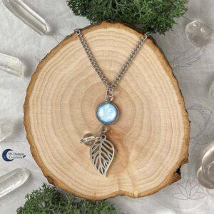 Elvina Bergkristal Ketting-Elf Sieraden-SBDesignsCreations-1